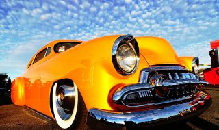 2010 Goodguys Scottsdale Pictures – Golden Morning Sky