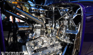 13 of the Best Hot Rod Engines at LA Roadster Show