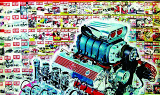 Book Review: Hot Rod Magazine – All the Covers