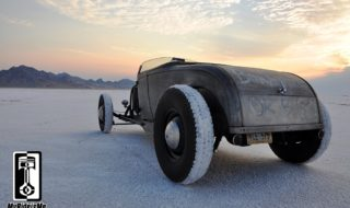 2200 Miles in a Roadster- Hot Rod Roadtrip to Bonneville