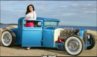 9 Questions for Pinup Model Kelly Lindahl