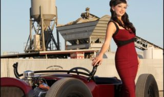 11 Questions for Pinup Model Jenna Sherrill