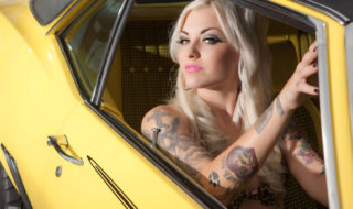 July Pinup of the Month- Ashley Croft