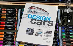Book Review: How to Design Cars Like a Pro