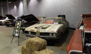 2013 Muscle Car and Corvette Nationals – Barn Finds That Will Make You Breath Hard!