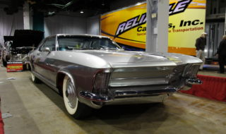 1963 Buick Riviera Silver Arrow I-Rarely On Display