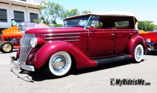 Changes for 2011 LA Roadster Show – Don't Get Lost