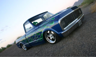 Work Truck – Andrew's Dumped '72 Chevy C-10