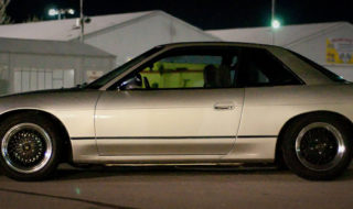 Marco's Midnight Drifter: Nissan 240SX SE Coupe