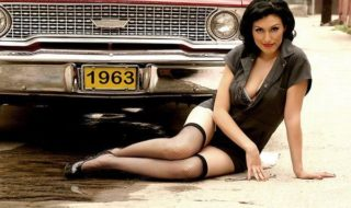 GNRS After Party: Pinups, Hot Rod Art and Music