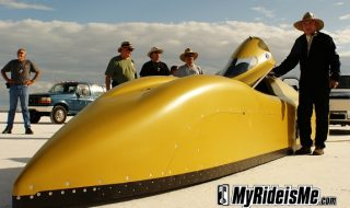 Bonneville Salt Flats – Speed Week, Records and Pictures