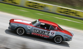 OneLap Camaro Wins thanks to a Red Top Optima Battery!