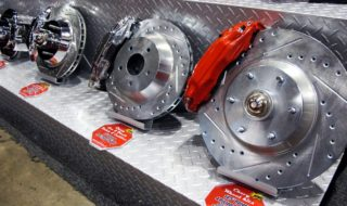 Parts for the Ultimate Ride – New Power Brakes