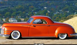 Rare Gem – '47 Chrysler Royal Mild Custom