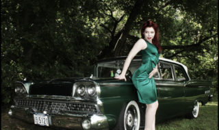 May Pinup of the Month – Ludella Hahn