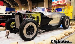 A Roadster That Can Fly? Check Out Platinum Bomb!