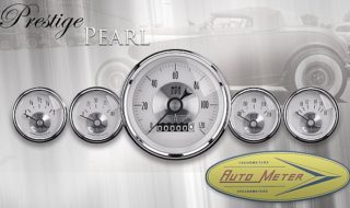 Beautiful New Gauges from Auto Meter