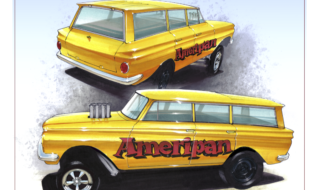 Gasser Rambler Wagon Renderings: It's My Ride is Me