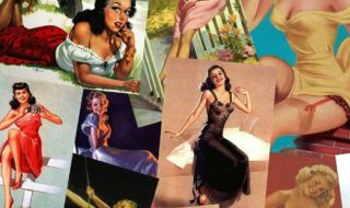 Retro Rewind 2014–We Can't Do This Without Pinups!