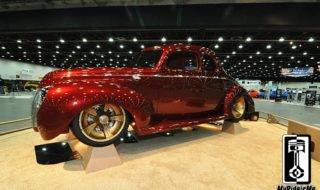 2013 Ridler Winner – Classic Hot Rod '40 Ford Wins