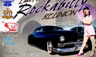 Rockabilly Reunion in Lake Havasu, AZ