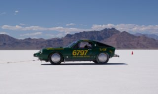 Bonneville SAAB Story or . . .  How I Raced Three Cylinders and Broke Land Speed Records!
