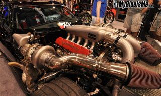 Best Car Engines of SEMA – Car Show Roundup