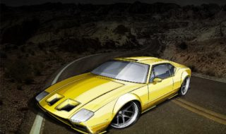 Ring Brothers' Pantera Rocks SEMA Show 2013