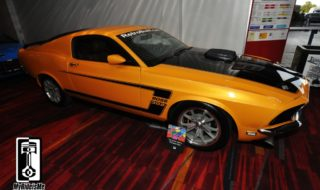 SEMA 2012 – Cool Rides #9 – Retrobuilt 69 Mustang