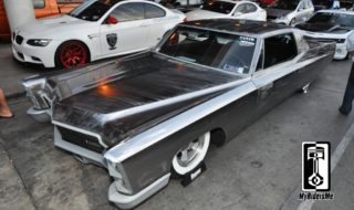SEMA 2012 – Cool Rides #3 – No Paint Custom Caddy