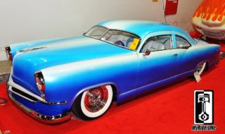 SEMA 2012 – Cool Rides #4 – Custom Paint