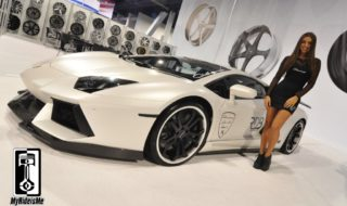 SEMA 2012 – Cool Rides #5 – Exotic, Hot and Suede