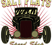 Salt Flats Speed Shop: Traditional Hot Rod Builder