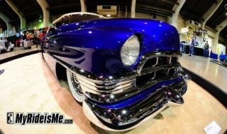 Fisheyed Look at the Grand National Roadster Show