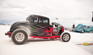 100 days 'til Speedweek 2010 at the Bonneville Salt Flats Starts