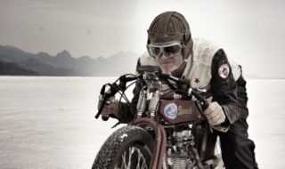 Setting a Record for Cool – It's the Bonneville Flyer