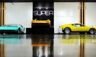 Supercars: When Too Much Is Almost Enough