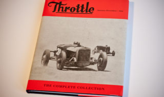 Throttle, The Original Hot Rod Magazine