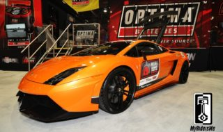 Underground Twin Turbo Lamborghini Dream Ride – Just Lucky