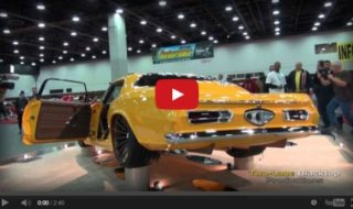 2014 Detroit Autorama… Video Takes You There