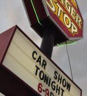 Layton, Utah Burger Stop Car Show