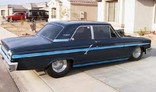 2009 SEMA Show Stopper- Ring Brothers' 64 Fairlane