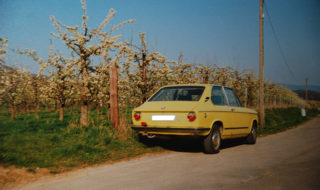 "Facebook and a Rare BMW 1802 Touring named ""Lemon"""