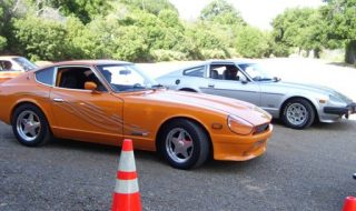 Datsun/Nissan Z Show and Cars & Coffee…Gettin' Car Sick in Cali!
