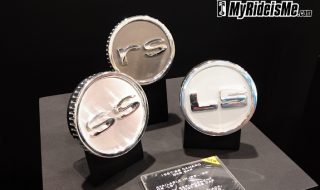 Camaro Billet Gas Cap – SEMA 2010 – New Parts
