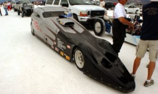 Bonneville Veteran Dies at Speed Week