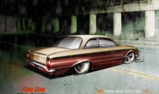 How-To: Custom 1960s Ford Falcon