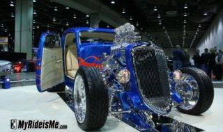 2010 Detroit Autorama: Hot rods, customs, and Ridler contenders oh my!