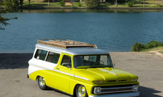 1965 Tiki Suburban – Perfect Theme Execution