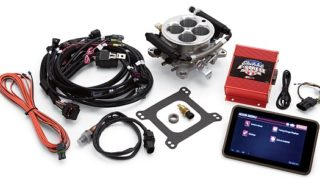 Replace Your Carb with Edelbrock EFI